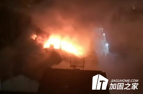 人民大学宿舍着火|火灾后房屋安全鉴定怎么做