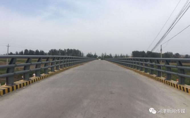 汾河四桥施工