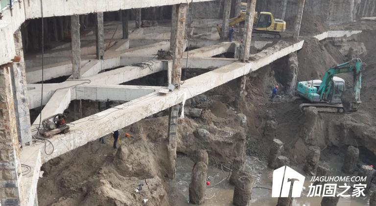 深基坑工程引起事故的预防方法与补救措施!