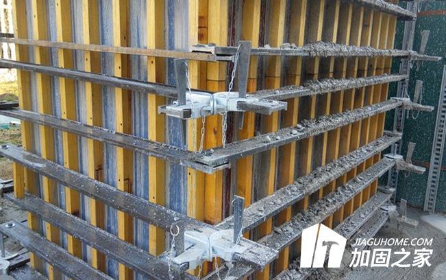 混凝土柱子加固方法
