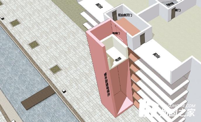 旧楼改造加装图纸要证明电梯a旧楼鉴定出具?卫华行车河南房屋图片