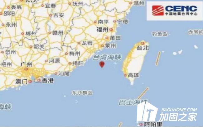 台湾海峡4.5级地震,建筑物可以抵御地震吗?