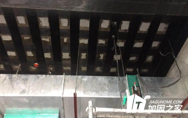 楼板上采用碳纤维布加固需要注意哪几个要点?