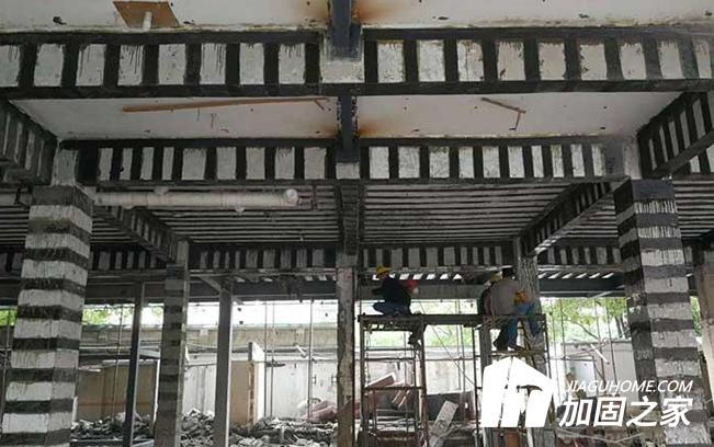 建筑加固改造需要采取措施来保证施工的安全