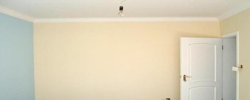 内墙涂料施工费