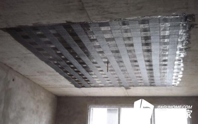 碳纤维布加固楼板需要注意哪些地方?