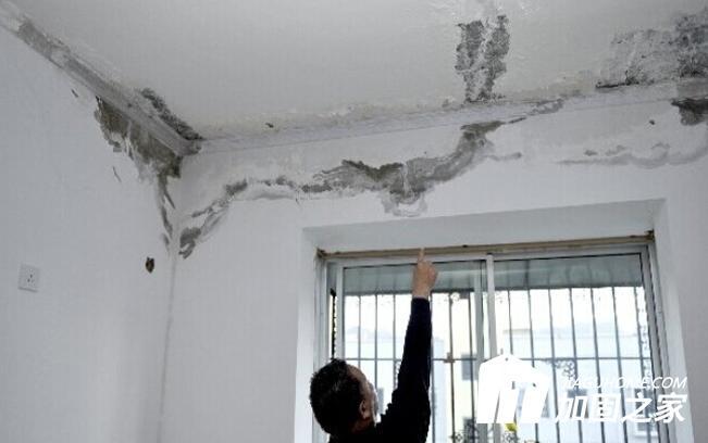 房屋出现渗水情况怎么办?