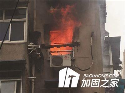 江苏地区如何加固失火房屋