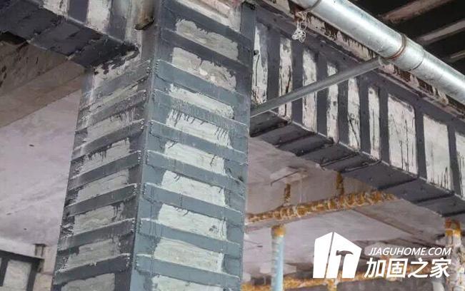 加固在建筑物中的有效利用
