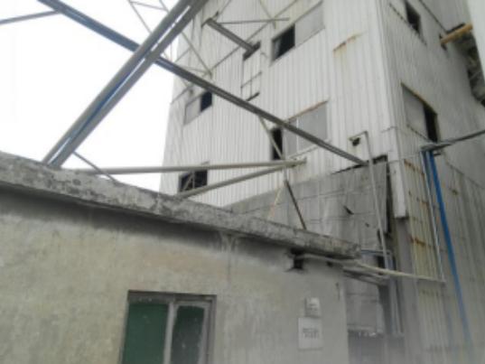 广州某建筑结构安全性检测鉴定