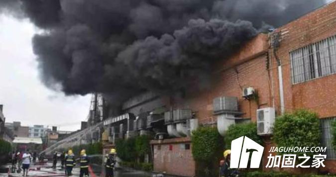扬州化工厂经过火灾后的加固修复该如何进行?
