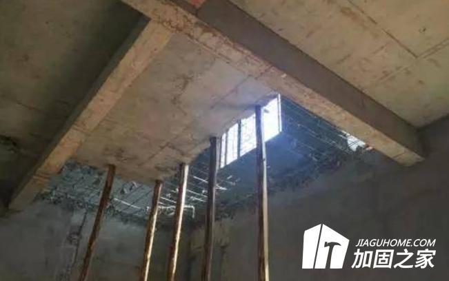 预应力加固混凝土梁、板结构的构造要求