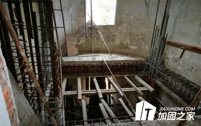 房屋结构构件的加固方法