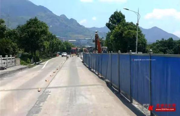 铁山外洋大桥维修