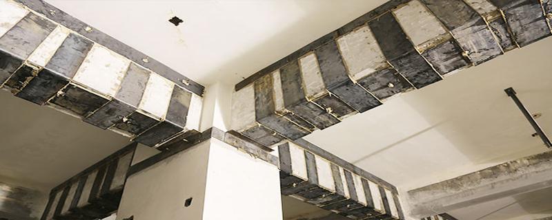 粘贴钢板加固法的一般要求