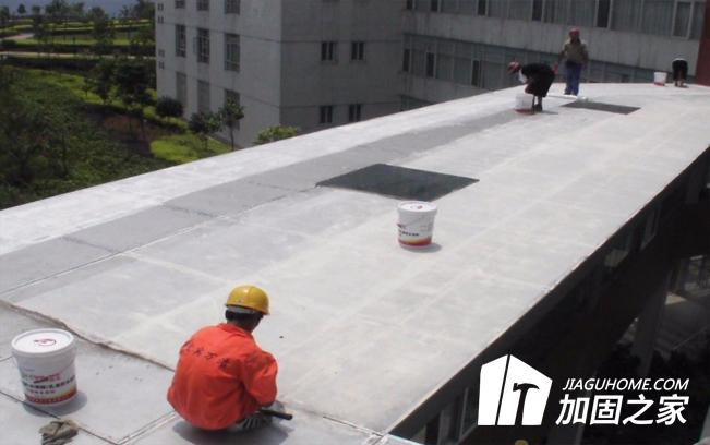 楼顶漏水用什么防水材料修补最好?
