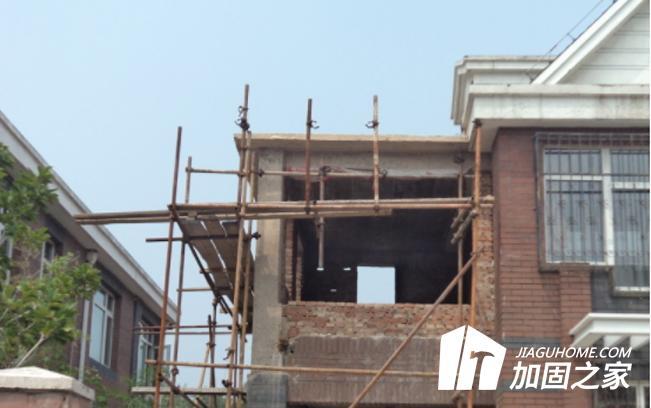 别墅结构改造加固所涉及的内容