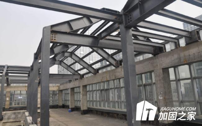 钢结构受损原因以及处理方法