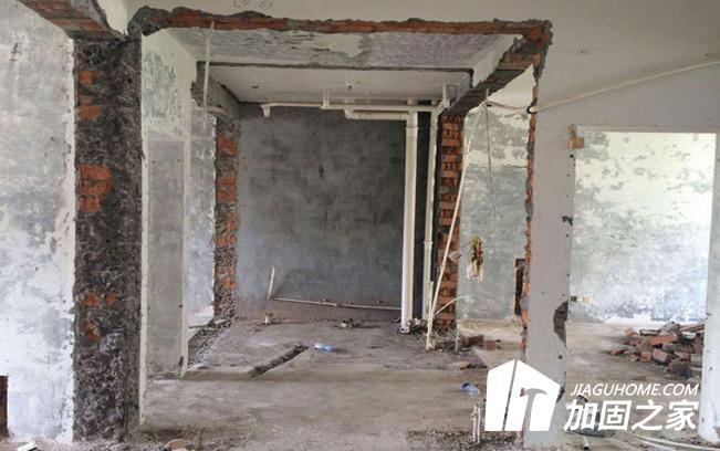 承重墙改造加固需要知道哪些问题?