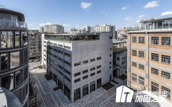商业综合楼如何进行加固改造?