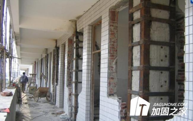 建筑物加固改造的工作流程