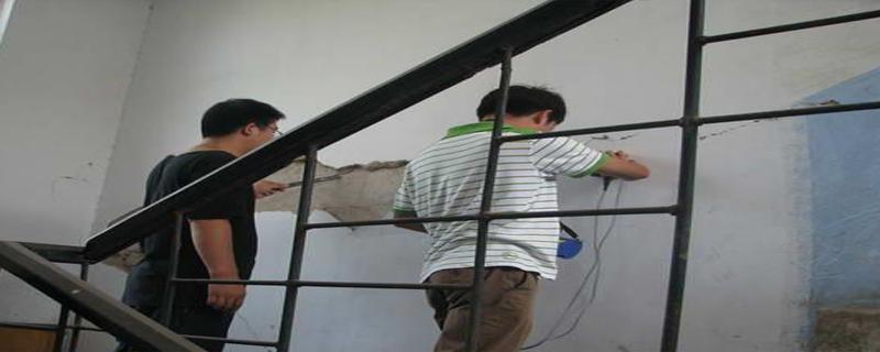 什么是房屋裂缝检测?