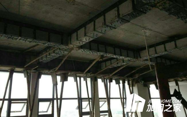 建筑结构加固施工的原则以及安全注意事项