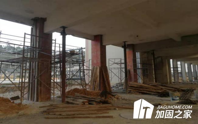 建筑物加固改造,针对性是关键