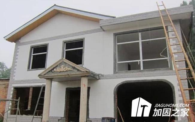 房屋应该怎么样加固?