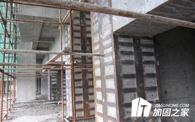 粘钢加固在房屋加固中的运用
