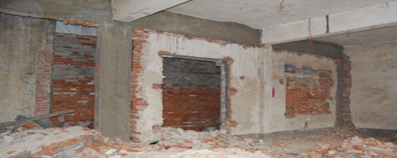 混凝土结构门洞加固方法