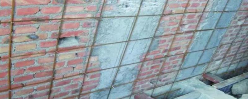 混凝土结构的房子出现裂缝的原因及加固的方法