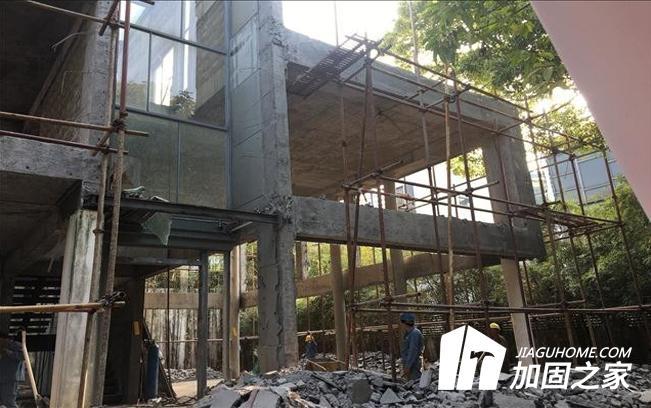 房屋安全检测不合格需要做加固施工