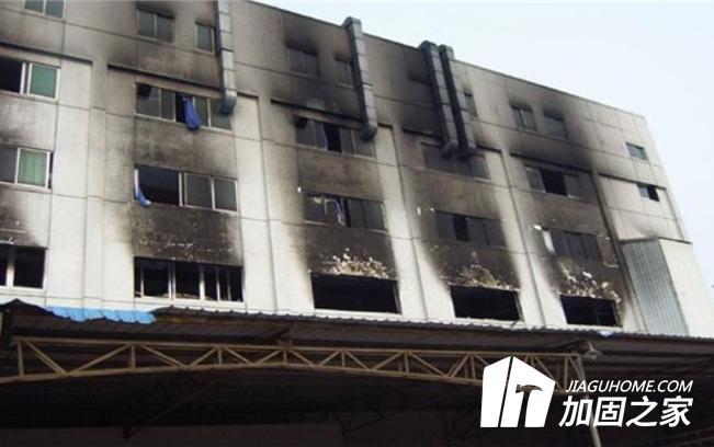 德百年建筑起火,建筑需要做好检测鉴定和加固