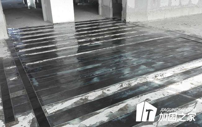 碳布和粘钢板加固可以互换吗?
