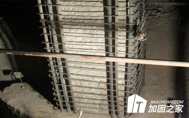 加固钢筋混凝土柱的施工措施