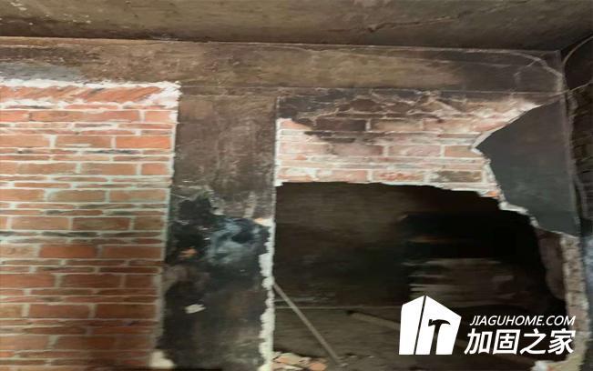 房屋火灾过后如何加固?