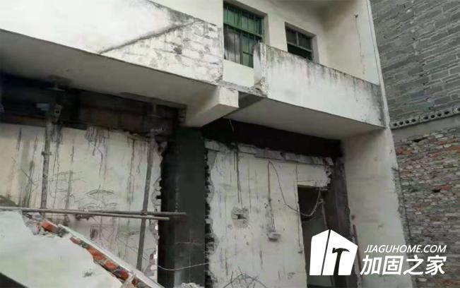 建筑物为什么要加固?