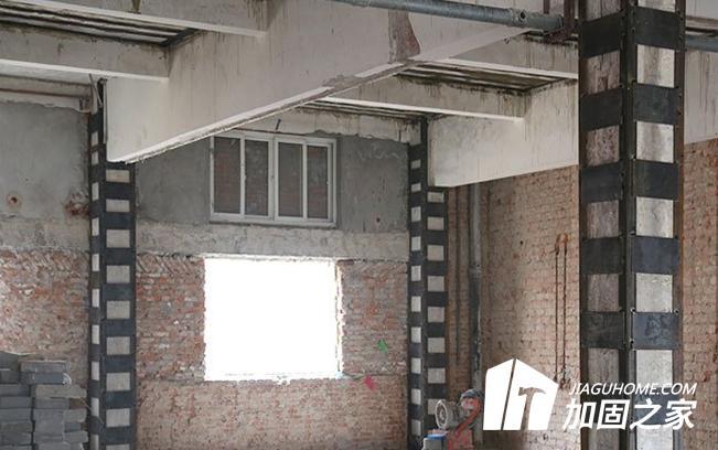 砌体结构房屋抗震加固施工方法的选择