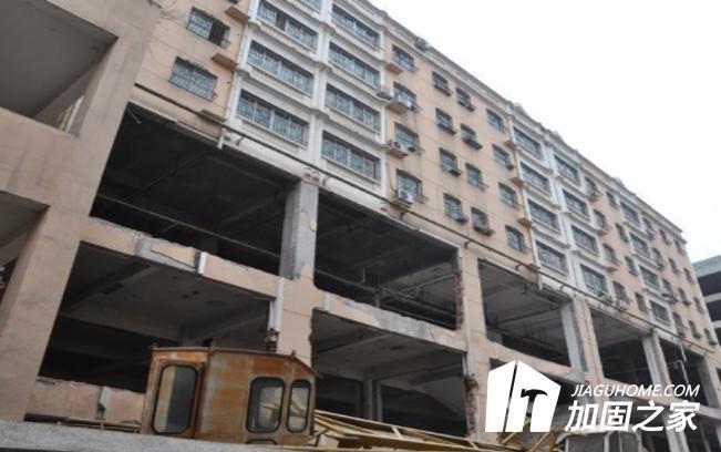 住宅楼局部切割拆除加固有哪些原因?