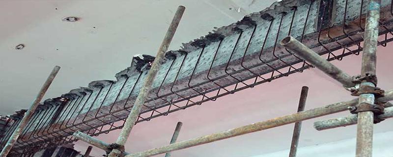 框架结构边缘梁、边缘板负弯距承载力不足如何加固?