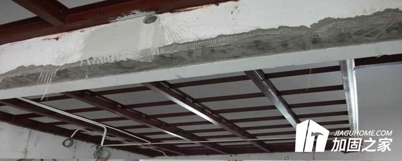旧房子如何用钢结构加固?