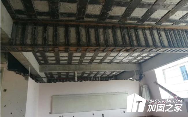 建筑结构粘钢加固方法的适用范围