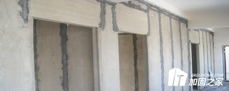 房子抗震可选用压力灌浆修补