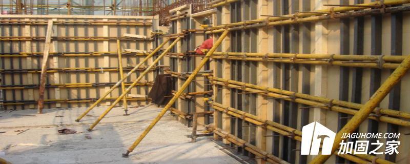 模板工程的成品保护措施
