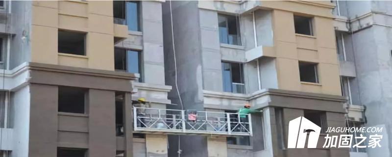 外墙面砖工程的成品保护措施