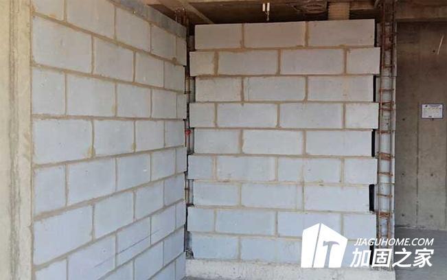 砌体结构的加固补强方法