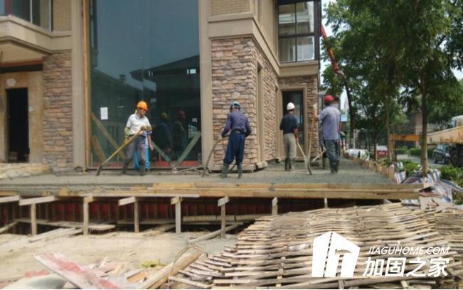 房屋加层怎么把基础加固?