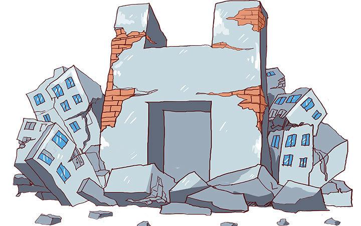 山西饭店坍塌致29死 房屋安全事故为何频繁多发?