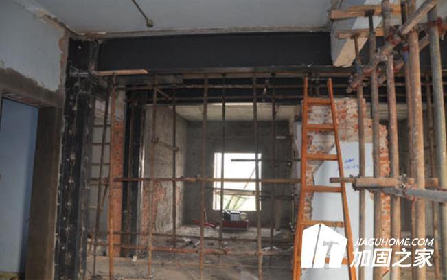 砖混结构房屋应该怎样加固?